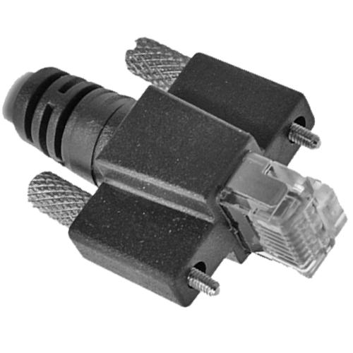 RJ45 Vertical W/Thumbscrews